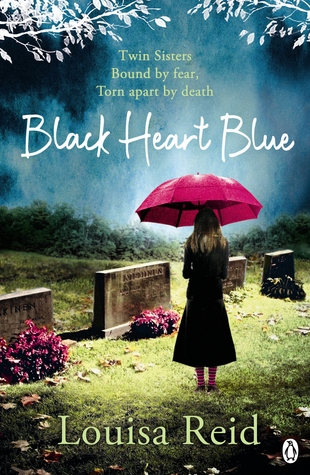 Black Heart Blue Goodreads cover