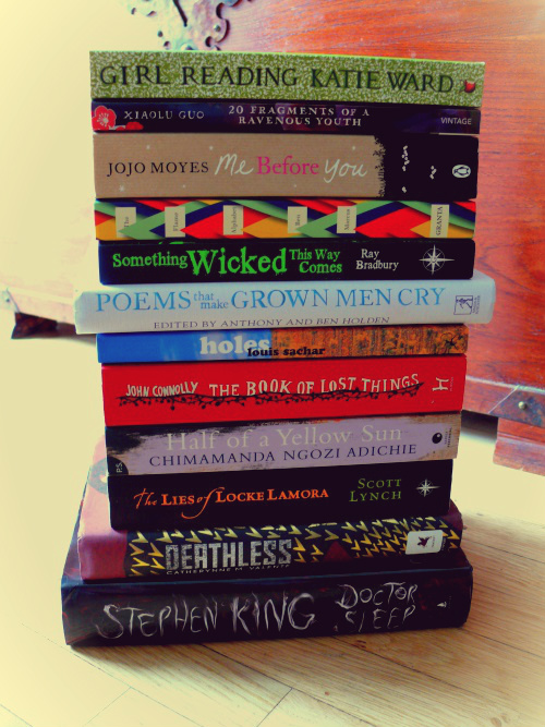 Summer Book Haul 1