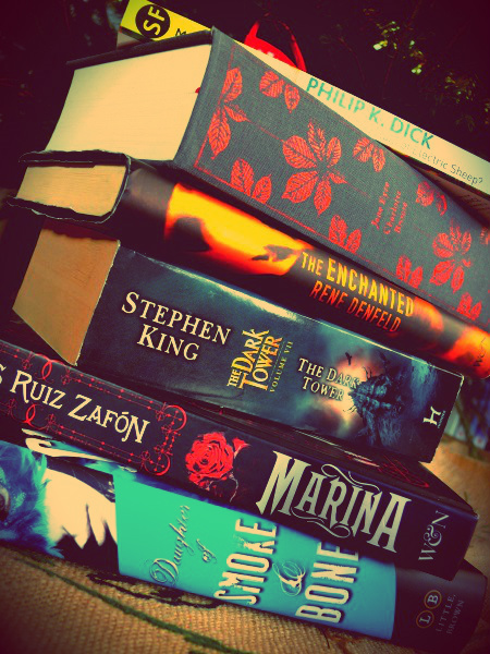 2014 reads